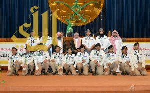 مدير تعليم الرياض يرعى ختام أنشطة التوعية الاسلامية