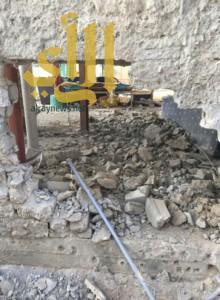 وفاة مواطنين بصامطة إثر سقوط مقذوفات عسكرية من الأراضي اليمنية