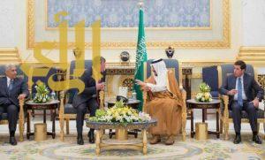خادم الحرمين وملك الأردن يشهدان توقيع إنشاء مجلس التنسيق السعودي الأردني