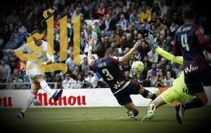 ريال مدريد يواصل انتفاضته وينتزع المركز الثاني موقتا