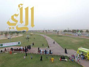 """أكثر من 30 أسرة منتجة تشارك في مهرجان """" الحبحب الرابع بوادي الدواسر """""""