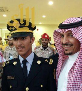 """"""" ال ظبيه """" يتخرج برتبة """"ملازم"""""""