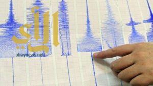 زلزال بقوة 5.1 درجات يضرب مدينة قابس التونسية