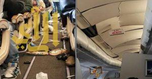 إصابة 31 راكباً جراء تعرض طائرة إماراتية لمطبات قبل هبوطها بجاكرتا