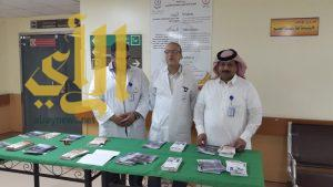 مدير مستشفى المجاردة يدشن فعاليات اليوم العالمي للربو