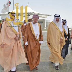 وصول أصحاب السمو والمعالي وزراء خارجية دول مجلس التعاون إلى جدة