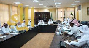 اجتماع تنسيقي بين أمانة وكهرباء نجران