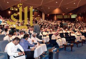 3000 طالب عمل تنافسوا على ألف وظيفة لدى مقاولي أرامكو السعودية