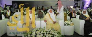 """"""" خالد الفيصل"""" يفتتح معرض """" الفيصل .. شاهد وشهيد"""""""