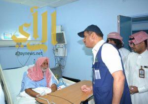 مدير صحة نجران يتفقد المنشآت الصحية في محافظة شرورة