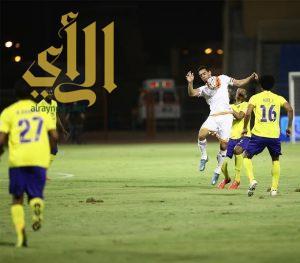 الشباب يسقط النصر بثنائية في ختام مبارياتهما بدوري جميل