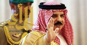 جلالة ملك البحرين يصل إلى جدة