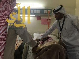 الإتصالات السعودية توثق بصمة المرضى المنومين بمستشفى العقيق العام