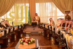 أمير الباحة يرأس إجتماع مجلسي التنمية السياحية والإستثمار بالمنطقة