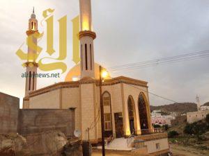 """آل برياع يفتتحون الجامع """"التاريخي"""" بقرية الدحض"""