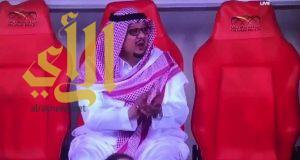 ردة فعل رئيس النصر بعد هدف الاتحاد الوحيد تشعل تويتر