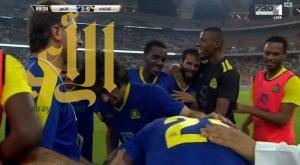 النصر يسحق الاتحاد بثلاثية ويتأهل لمواجهة الأهلي بنهائي كأس الملك