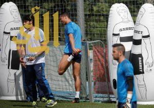 رونالدو يثير القلق مجدداً ويغادر تدريبات ريال مدريد غاضباً
