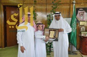 آل سداح السادس على المملكة في أولمبياد الرياضيات