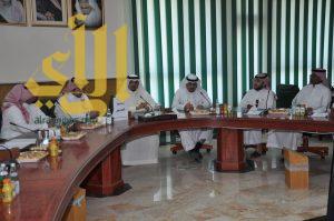استعراض تجربة تعليم عسير في المراجعة الداخلية مع جامعة الملك خالد