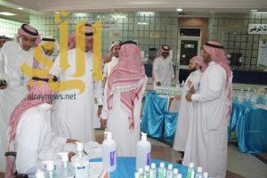 تفعيل اليوم العالمي لنظافة الأيدي 2016م في القطاع الصحي بمحافظة محايل