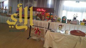 افتتاح معرض الوسائل التعليمية بتعليم أبها