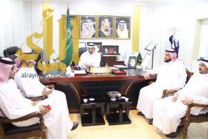 فريق من الاستشاريين السعوديين من مستشفى عسير يزورون مستشفى محايل