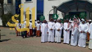بلدية محافظة الجبيل تطلق حملة ( اماطة )