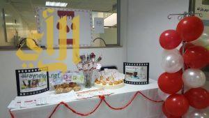 مستشفى النماص ينظم حملة للتبرع بالدم لمدة أسبوعين