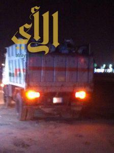 بلدية الخبر تضبط 39 دباب مخالف في العزيزية
