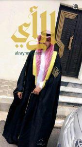 آل مطوح يحتفلون بتخرج إبنهم الدكتور مسفر