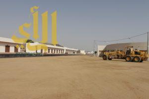 بلدية طريب تنفذ حزمة من المشاريع التنموية