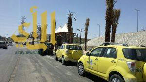 مدني الباحة ينهي إستعداداته لموسم الصيف