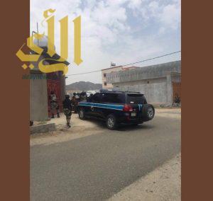 الجهات الأمنية تعلن نجاح حملتها ضد عناصر من داعش في استراحة بمكة