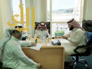 شركة موبايلي توثق بصمات موظفين الشؤون الإسلامية بعسير