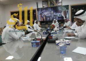 اجتماع تحضيري للأندية الموسمية بوادي الدواسر