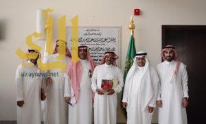 """""""وفد فني"""" سعودي يزور المنظمة العربية للهلال الأحمر والصليب الأحمر"""