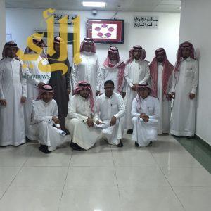 """قسم اللغة العربية بجامعة الملك خالد ينظم دورة """" تطبيقات نحوية 1 """""""
