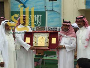 بالصور .. ابتدائية أدمة شواص تختتم عامها الدراسي بتكريم متفوقيها والمعلمين