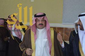 الأمير تركي بن طلال في ضيافة المهندس مصلح العلياني