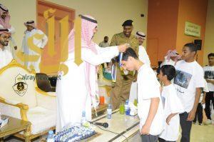 حفل اختتام برامج الأنشطة بمجمع الأمير نايف التعليمي بالرياض