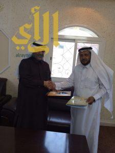 اتفاقية الشراكة بين لجنة تراحم والجمعية الخيرية بالبشائر