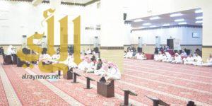 """""""مخاطر تهدد الأسرة"""" محاضرة للشيخ موسى الهاشم ضمن فعاليات أسرتي فردوس"""