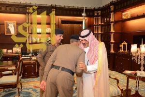 أمير الباحة ينوه بجهود أفراد الدفاع المدني خلال فترة تساقط الأمطار
