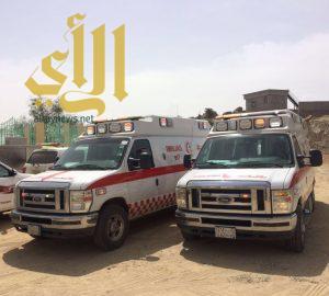 الباحة تشهد 15 حادث مروري خلال اليومين الماضية