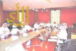 لجنة إنشاء شركة القصيم السياحية تناقش النموذج الاستثماري الامثل لأنشطتها