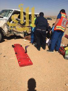 3 وفيات و3 إصابات بحادث سير بعد مخرج طريق الرين