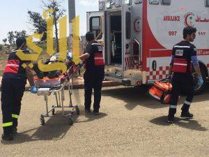 مصرع شخص وإصابة 33 آخرين بحوادث مرورية بالباحة خلال يومين