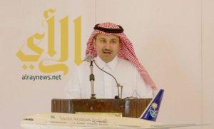 الخطوط السعودية تبرم عددا من الاتفاقيات خلال ملتقى دبي للسفر