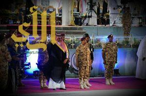 ولي العهد يرعى غداً حفل تخريج دورات أساسية وتخصصية بقوات الأمن الخاصة